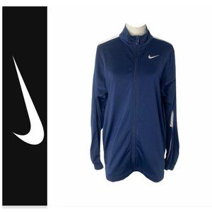 Men's size medium Nike athletic track jacket